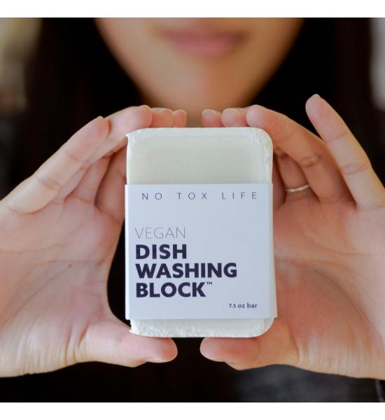 Блок для мытья посуды, No Tox Life