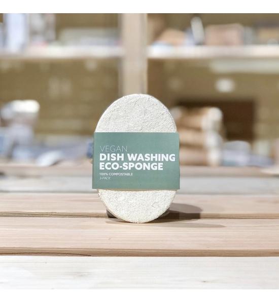 Еко спонжі для миття посуду