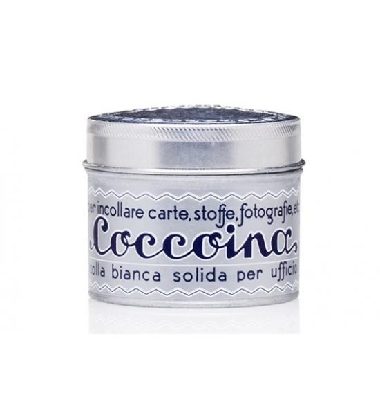 Натуральный клей из картофельного крахмала Coccoina