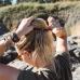 Экологические резинки для волос KOOSHOO (черные / коричневые), 5 шт