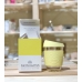 Скляний кухоль для кави Neon Kactus, жовтий