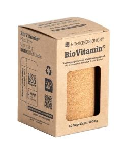 Швейцарські органічні вітаміни BioVitamin