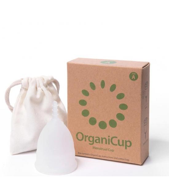 Менструальна силіконова чаша Organicup, розмір А