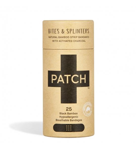 Бамбуковые пластыри Patch с активированным углем, nutricare