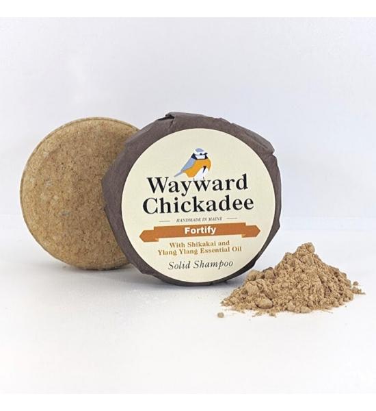 Твердий шампунь для зміцнення Wayward Chickadee