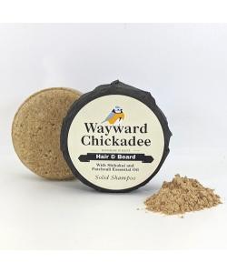 Твердий шампунь для бороди та волосся Wayward Chickadee