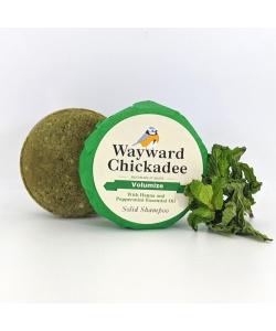 Твердий шампунь  із хною та м'ятою для об'єму Wayward Chickadee
