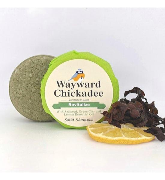 Твердий шампунь для відновлення Wayward Chickadee