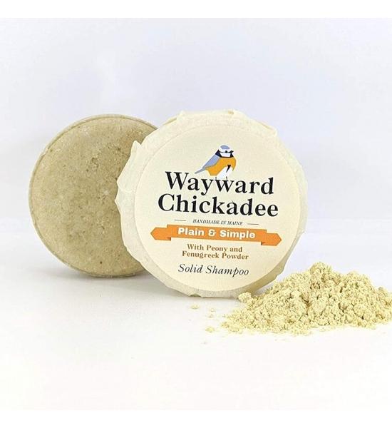 Твердый шампунь для нормальных и сухих волос Wayward Chickadee