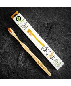 Зубная щетка для собак Ola Bamboo, большая