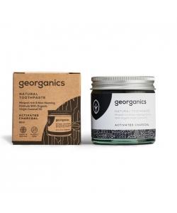 Натуральная зубная паста Georganics, Активированный уголь