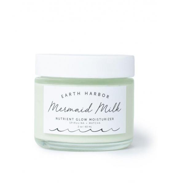 Живильний крем Mermaid Milk, Earth Harbor
