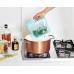 Силіконовий харчовий контейнер Stasher, sandwich bag 450 мл, колір Rose Quartz