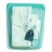 Силиконовый пищевой контейнер Stasher, half-gallon bag 2 л, цвет Aqua
