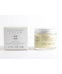 Кремовый дезодорант без запаха, Little Seed Farm