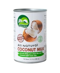 Кокосове молоко без цукру Nature's Charm, 165 мл