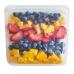 Силиконовый органайзер Stasher, sandwich bag 450 мл, цвет Clear