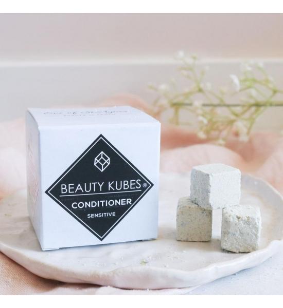 Твердий кондиціонер для чутливої шкіри у кубиках Beauty Kubes, Eve of St.Agnes