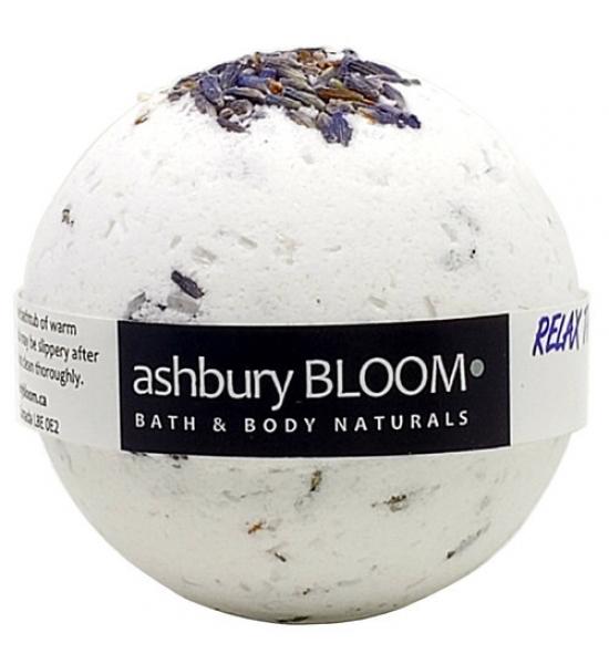 Бомбочка для ванни Relax The Day Away, ashbury BLOOM