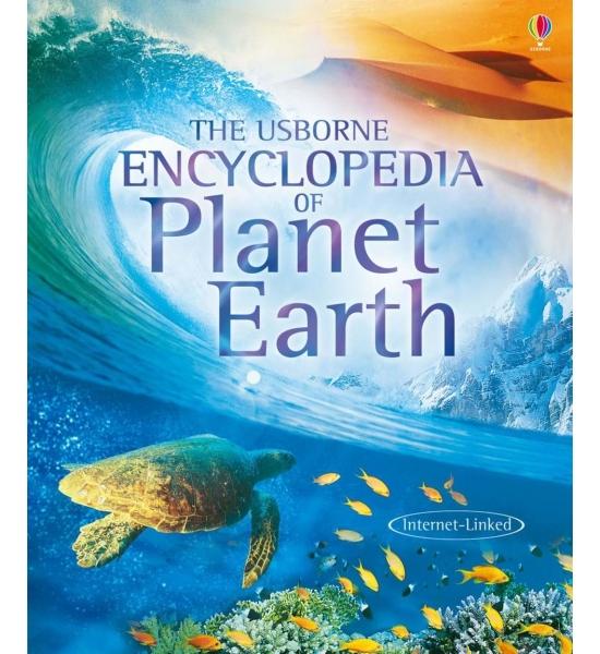 Книга Encyclopedia of Planet Earth, Usborne