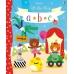Книга з віконечками Lift-the-flap ABC, Usborne