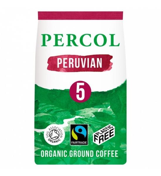 Органический молотый кофе Peruvian, Percol