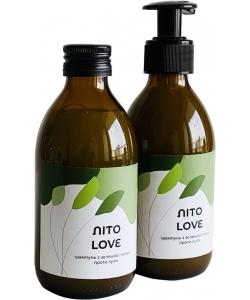 Натуральний рідкий шампунь Літо Love