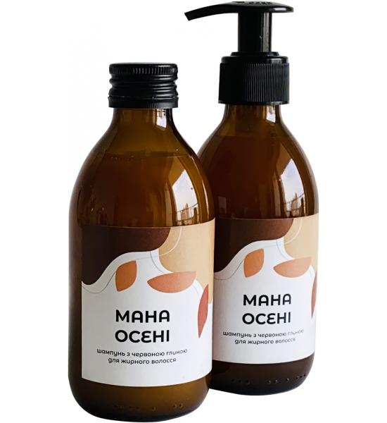 Натуральний рідкий шампунь Мана Осені