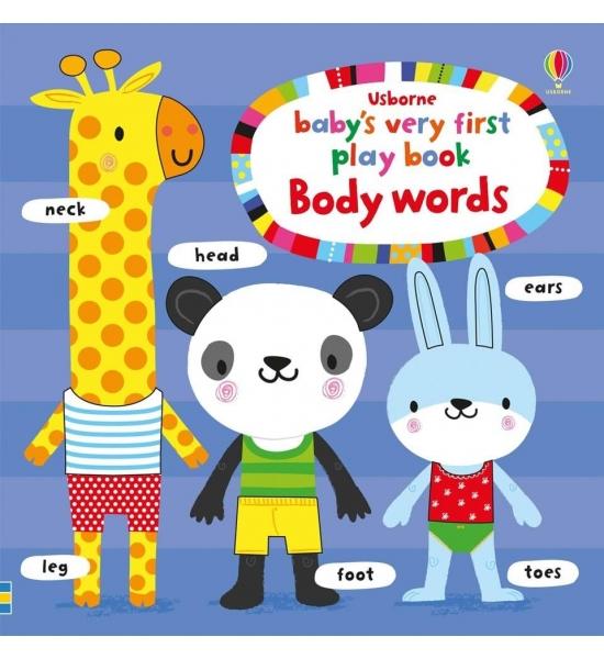 Книга Body Words, Usborne