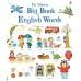 Книга Big book of English words, Usborne
