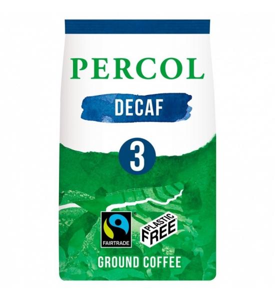 Органический молотый кофе Decaf, Percol