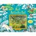 Книга-альбом Art Activity Pad, Usborne