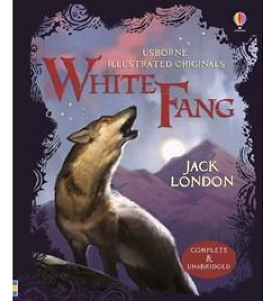 Книга White Fang, Jack London
