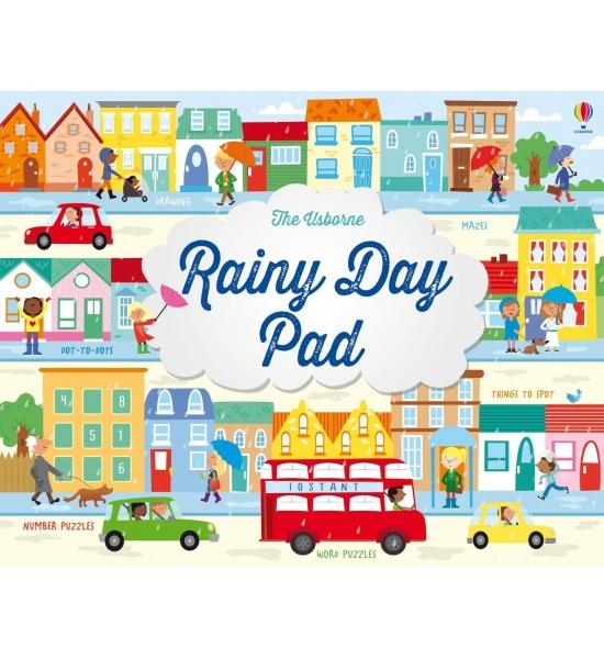 Книга Rainy Day Pad, Usborne