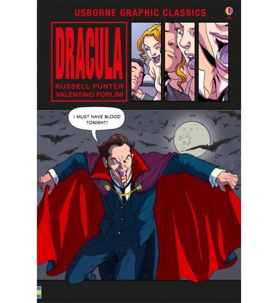 Книга Dracula, Usborne