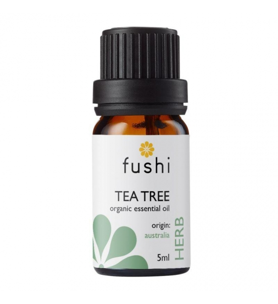 Органическое эфирное масло чайного дерева Fushi