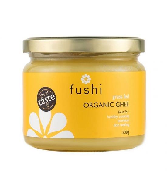 Органическое масло Гхи, Fushi