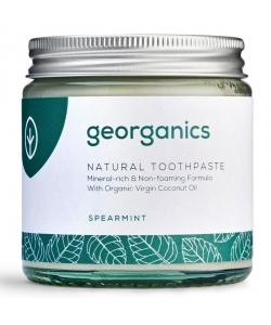 Натуральная зубная паста 120 г Georganics, Сладкая мята