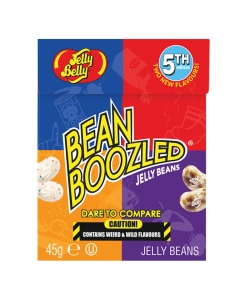 Цукерки Bean Boozled