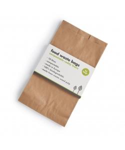 Биоразлагаемые мусорные пакеты Eco Living, 10 л