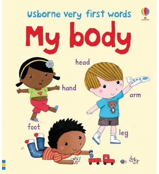 My Body, Usborne