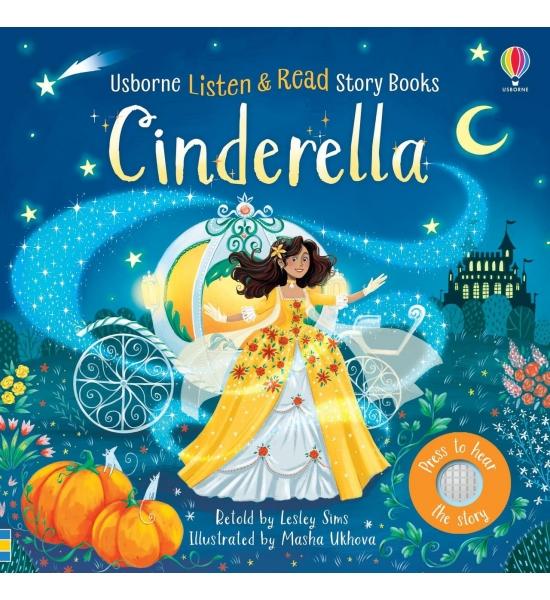 Cinderella, Usborne