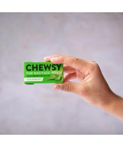 Веганская жевательная резинка без сахара Chewsy Сладкая Мята