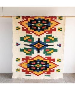 Украинское национальное покрывало (лижнык) ручной работы, 150х200 см
