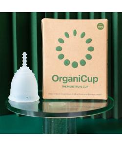Менструальна силіконова чаша Organicup, розмір mini