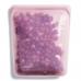 Силиконовый пищевой контейнер Stasher, half-gallon bag 2 л, цвет Rainbow Pink