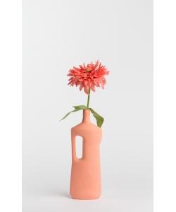 Фарфоровая ваза №16 salmon, Foekje Fleur