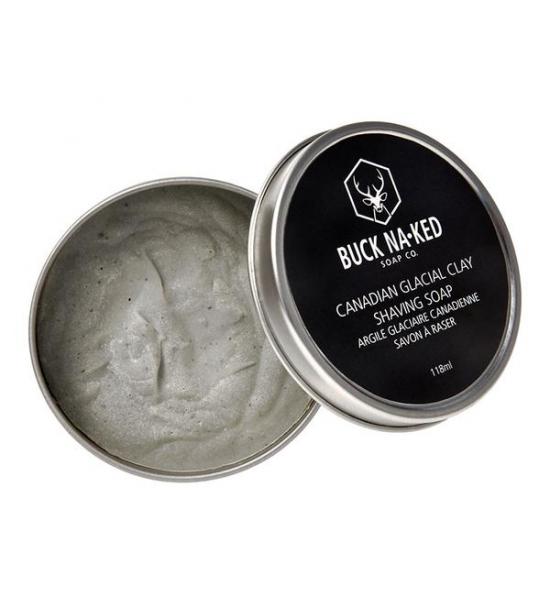 Мыло для бритья Buck Naked Soap Company