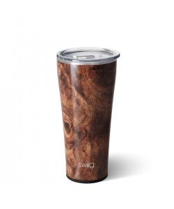 Термокружка-тамблер Swig Life, цвет Black Walnut