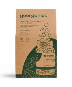 Таблетки для чистки зубов Georganics, годовой запас 720 шт